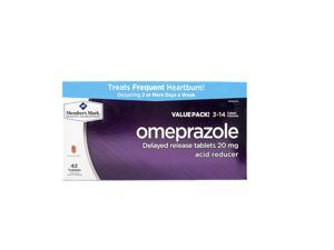Member's Mark Omeprazole Acid Reducer 42 ct