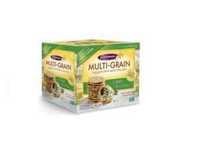 Crunchmaster 5 Seed Multigrain Cracker 10 oz., 2 ct.
