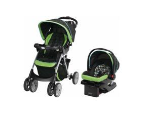 Graco Comfy Cruiser Click Connect Travel System, Miami