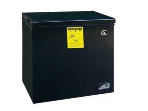 Igloo 5.1 cu ft Chest Freezer, Black