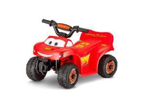 Disney Cars 6V Battery Powered Ride-On Quad