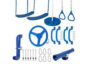 Swing Set Stuff Ultimate Kit (Blue) SSS Logo Sticker