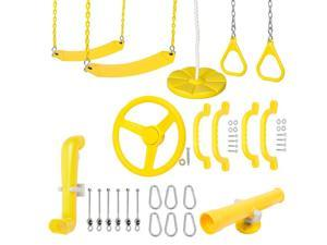 Swing Set Stuff Ultimate Kit (Yellow) SSS Logo Sticker