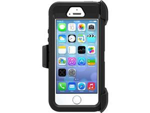 Otterbox Defender Series case cover for Iphone 5/5s - Black
