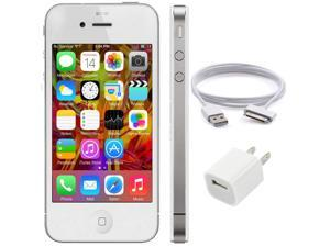 Apple iPhone 4S 16GB - Verizon - Clean ESN - White - Excellent Condition