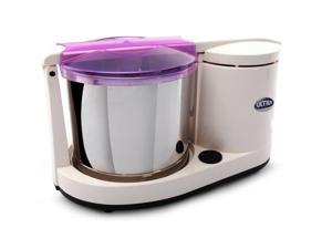 Ultra Dura+ 1.25 Liter Table Top Wet Grinder with Atta Kneader, 110-volt