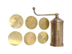 Tabakh Brass Sev Sancha Manual Pasta Maker