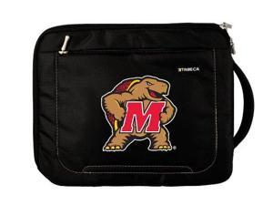NCAA Maryland Terps Deluxe Nylon Sleeve for Apple iPad