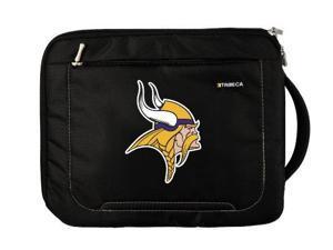 NFL Minnesota Vikings Deluxe iPad Case,11.5x8.5-Inch