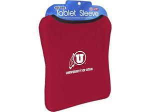 University of Utah Neoprene Sleeve Cover for iPad 2/3/4 Galaxy Tab/Note 10.1