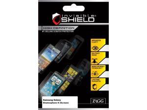 ZAGG HDSAMSTRA2S invisibleSHIELD High Definition for Samsung Galaxy Stratosphere II (Screen) - Retail Packaging - Clear