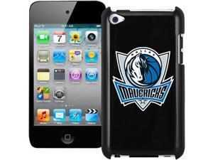 NBA Dallas Mavericks Varsity Jacket Solo Shell Case Cover for iPod Touch 4G Black