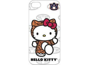 NCAA Auburn Tigers Tribeca Hello Kitty Hard-Shell Case Cover for Apple iPhone 5/5s