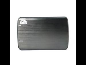 "Agestar USB 3.0 to 2.5"" SATA /SSD External HDD Enclosure w/ Aluminum Box"