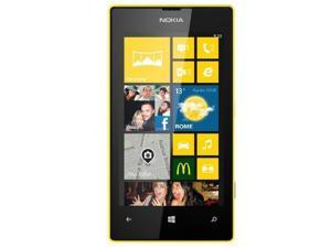 NOKIA Lumia 520 yellow - Smartphone