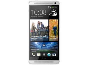 HTC One Max - silver - Smartphone