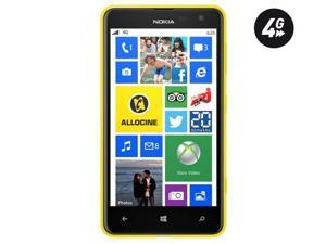 NOKIA Lumia 625 - yellow - smartphone