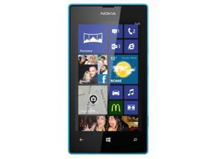 NOKIA Lumia 520 blue - Smartphone