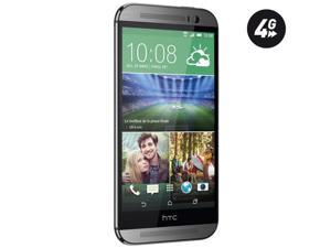 HTC One M8 - grey - 16 GB - Smartphone