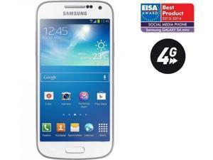 SAMSUNG I9195 - Galaxy S4 Mini white - smartphone
