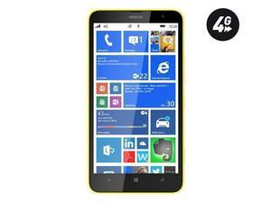NOKIA Lumia 1320 - yellow - 8 GB - smartphone