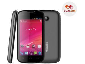 HISENSE U912 - black - smartphone