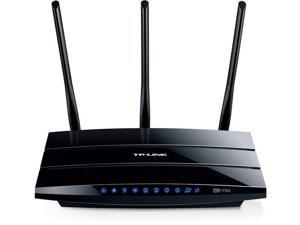 TP-LINK Archer C7 AC1750 Wireless Dual Band Gigabit Router - Wireless router - 4-port switch