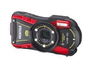PENTAX WG-10 - red