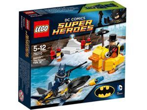 LEGO Super Heroes - DC Comics - Batman: The Penguin Face Off - 76010