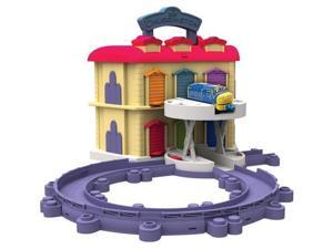 TOMY Chuggington - Portable Double Decker Roundhouse