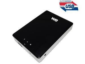 "WE We-Fi - 500 GB - black - 2.5"" external media hard drive"