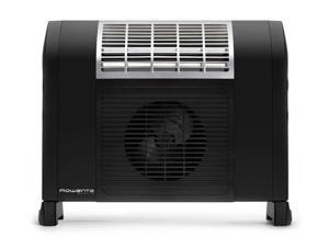 ROWENTA Dualio Black IR5010F0 heating fan