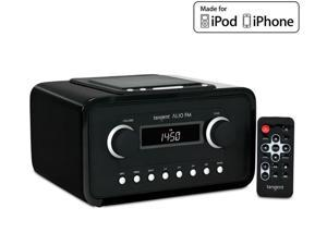 TANGENT ALIO FM/Dock - high-gloss black - Clock Radio
