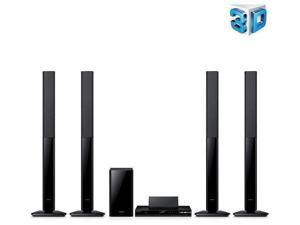 SAMSUNG HT-F4550 - Home cinema system - 5.1 channel