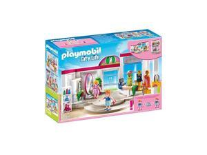 PLAYMOBIL City Life - Clothing Boutique - 5486