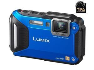PANASONIC Lumix DMC-FT5 - blue