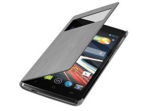 ACER View Cover - grey - case for Acer Liquid Z5 smartphone