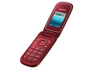 SAMSUNG E1270 - red - Mobile phone