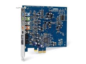 CREATIVE Sound Blaster X-Fi Xtreme Audio 7.1 Sound Card - PCI-Express (OEM)