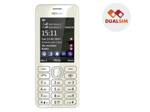 NOKIA Asha 206 white - Mobile phone
