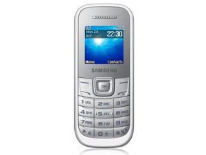SAMSUNG E1200 - white - Mobile phone