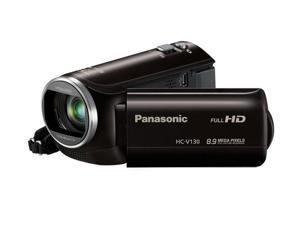 PANASONIC HC-V130 - camcorder