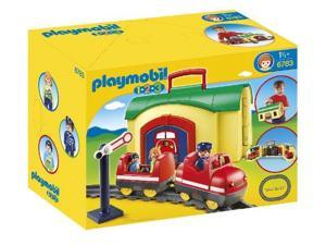 PLAYMOBIL 1.2.3 - My Take Along Train - 6783