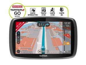 TOMTOM Go 6000 Europe 45 - Lifetime maps - Traffic Info - GPS