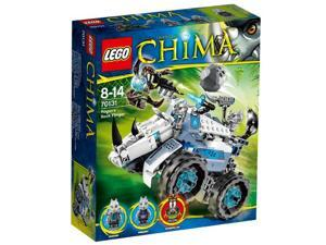 LEGO Legends of Chima - Playthemes - Rogon's Rock Flinger - 70131