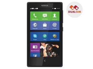 NOKIA X - black - Dual SIM smartphone