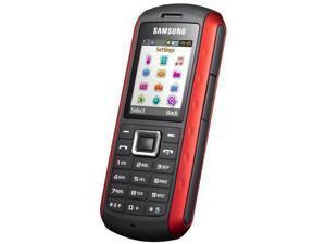 SAMSUNG Solid B2100 I - black/red - mobile phone