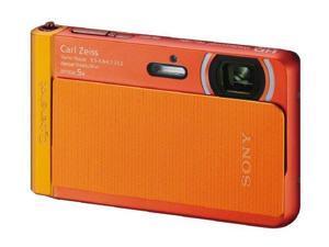 SONY DSC-TX30 - orange
