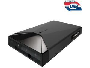 CORSAIR Voyager Air - Network drive - 1 TB - 2.5'' external portable hard drive - black