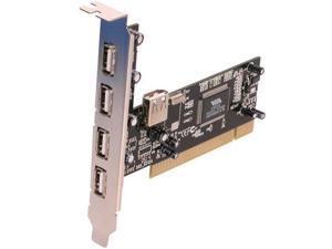 ADVANCE USB-204P PCI controller card - 4 USB 2.0 ports